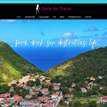 A Taste for Travel - Michele Peterson