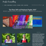 Pacific Counselling Wordpress Site