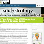 Leah Goard: Marketing for Soul & Strategy Retreat