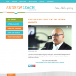 Andrew Leach, MBA