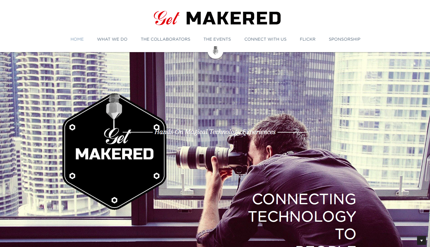 Get Makered: Connecting People to Technology