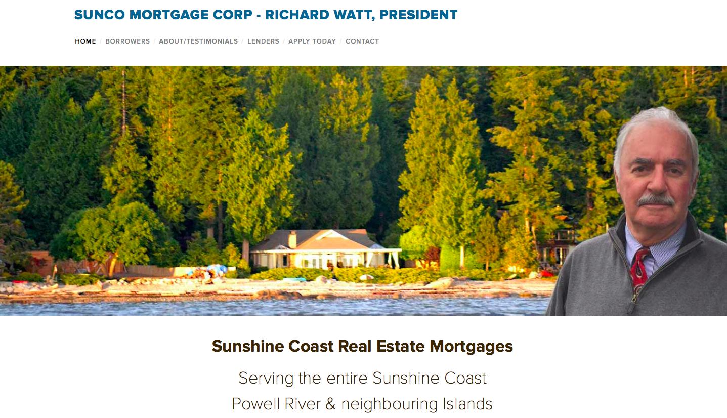 Sunco Mortgage Corp Richard Watt