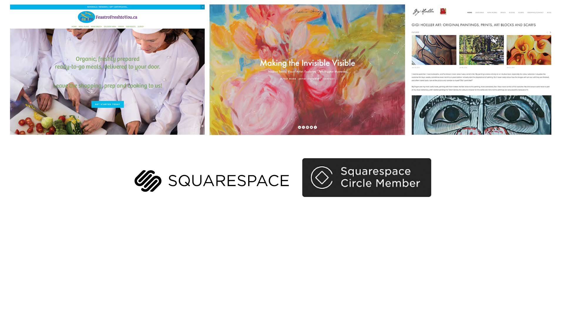 Vancouver Squarespace Designer